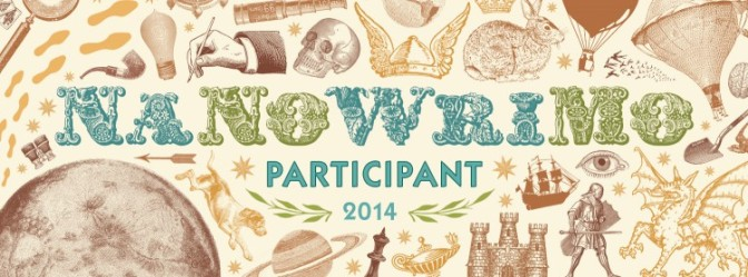 NaNoWriMo 2014 Sign Up
