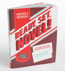 Ready, Set, Novel!, Chris Baty, NaNoWriMo, Templates, novel, writing, characters, plot, story, setting, outline