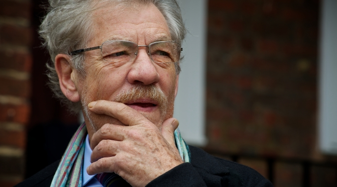 Sir Ian McKellen's Epic Advice to Students