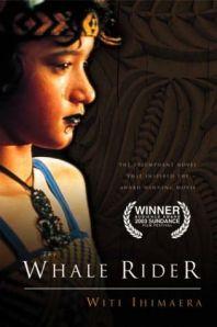 Whalerider, book cover, Witi Ihimaera