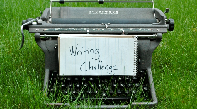ROW80, writing challenge, author, novel, book, blog, typewriter
