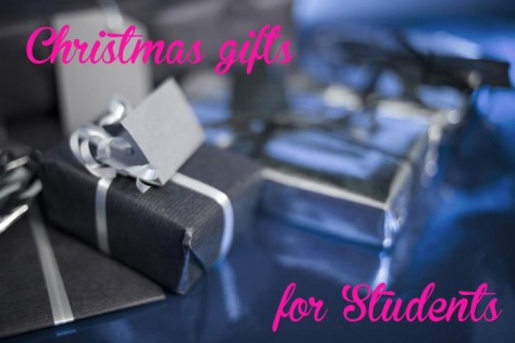 Christmas gift ideas for college and grad students