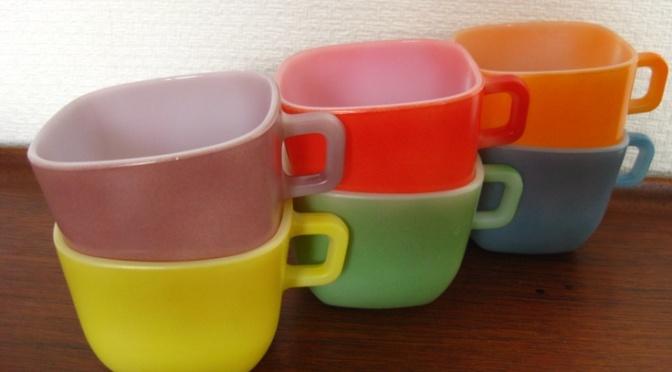 Tassen, cups, retro, studying, incentive