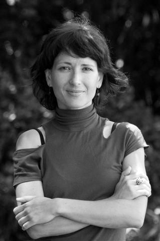 Bulgarian writer Kapka Kassabova, author of Street Without A Name. Photo by Liz March