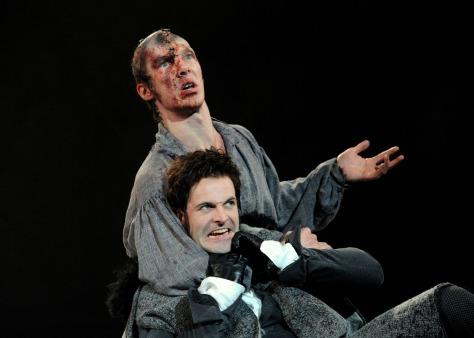 Cumberbatch, Lee Miller, Frankenstein, National Theatre