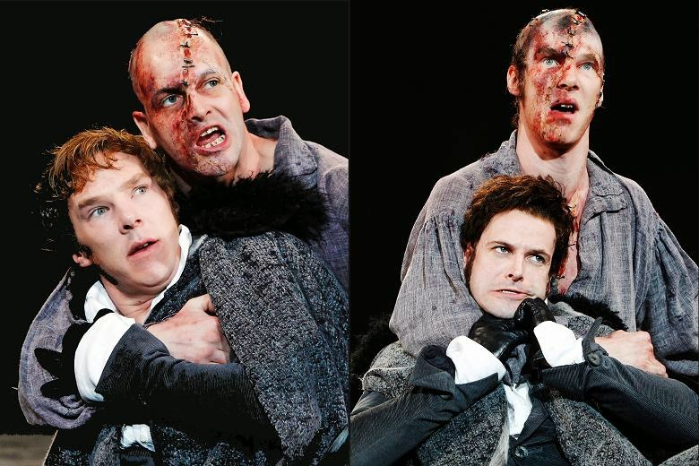 a comparison of the characters of victor frankenstein and his monster in mary shelleys frankenstein In mary shelley's frankenstein, one of its major ironies is how the creature is often perceived as a monster, but how victor rivals the creature for that label the creature is someone who is in.