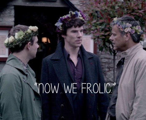 Photo: BBC Sherlock - The Hounds of Baskerville