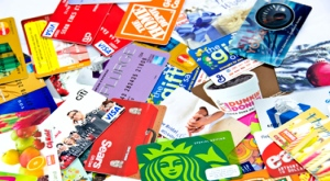 Various Gift Cards. Photo: PeterPhoto / istockimages