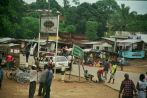 Busy junction in Kidatu, Tanzania. Photo: Cornelia Kaufmann