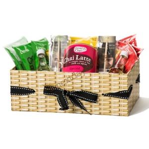 Little Latte Love coffee basket. Photo: NextDayCoffee