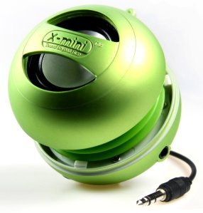XMI X-Mini II 2nd Generation Capsule Speaker. Photo: Amazon