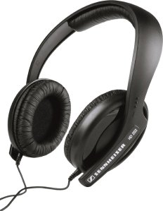 Sennheiser HD 202 noise-cancelling headphones. Photo: Amazon
