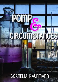 A mock cover for Pomp & Circumstances. Photo by MatDur.