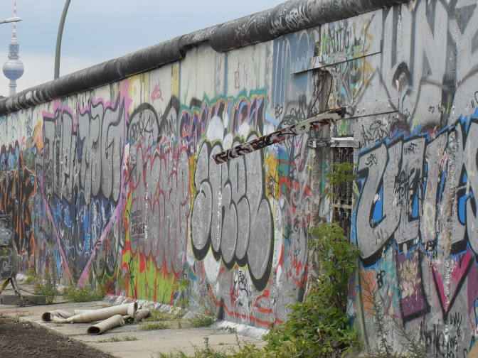 25 years since the Berlin Wall came tumbling down