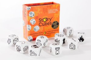 Rory's Story Cubes. Photo: Amazon