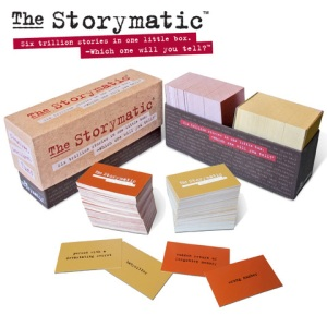 The Storymatic. Photo: Storymatic
