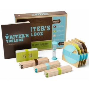 The Writer's Toolbox. Picture: The Literary Gift Company
