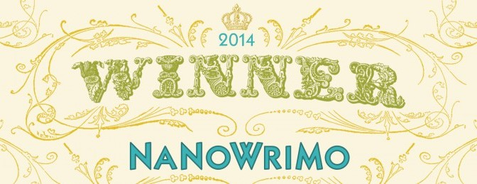 Slay the 50k – NaNoWriMo 2014