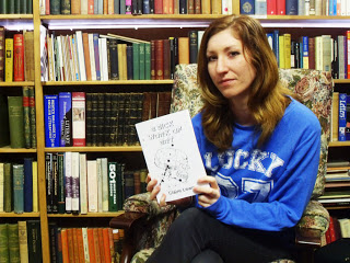 Claire Lewis, author, A Sick Work of Art, Carlisle, Wild Wolf Publishing, interview, reading