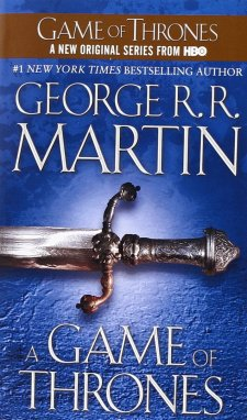A Game of Thrones Song of Ice and Fire - GRR Martin
