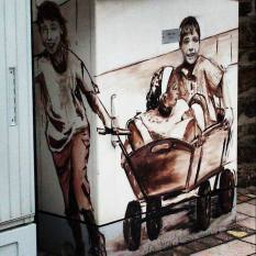 Altenkirchen Street Art. Photo by Cornelia Kaufmann