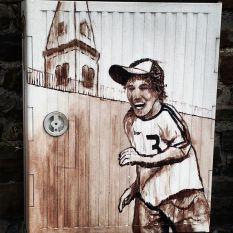 Altenkirchen Street Art . Photo by Cornelia Kaufmann
