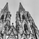 Cologne Cathedral. Photo by Cornelia Kaufmann