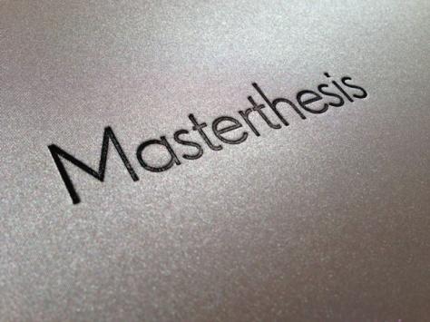 Masterthesis