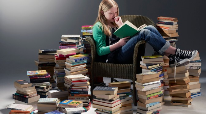 """My """"To Read"""" Pile for 2015"""