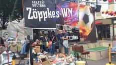 Selten Selters, Zöppkesmarkt 2014. Photo by Cornelia Kaufmann