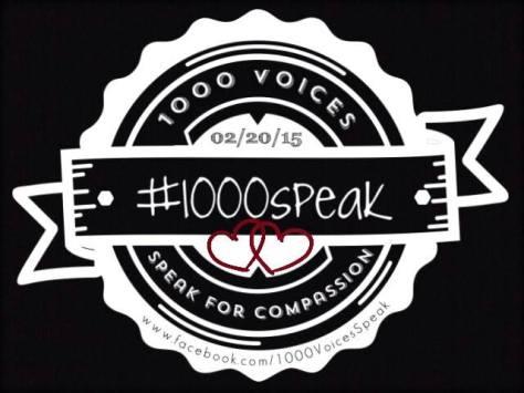 1000 Speak