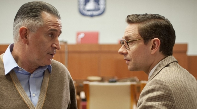 The Eichmann Show – chilling and captivating