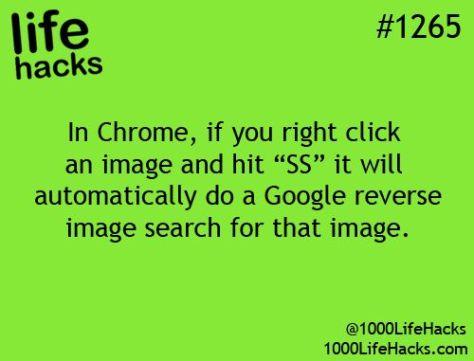 Life Hacks Chrome