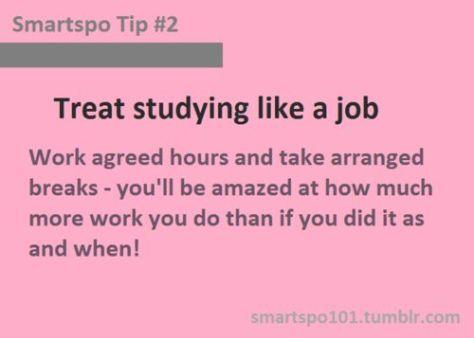 Study like job