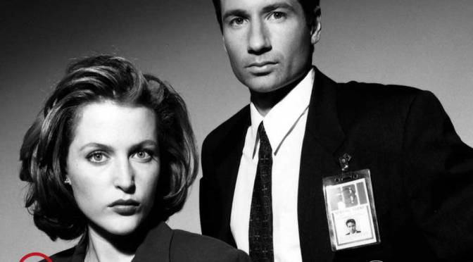 "Review Link: The X-Files ""Pilot"""