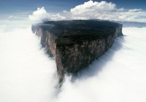 Venezuela's Mount Roraima. Photography by Uwe George