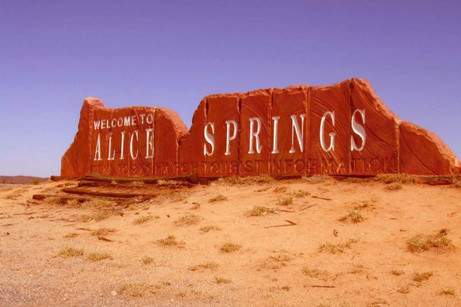 A Town Called Alice (Springs)
