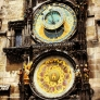 Prague's astronomical clock is the oldest one still working in the world, dating to 1410. Copyright Cornelia Kaufmann