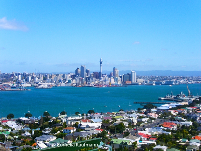 Auckland – The City of Sails