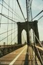 Brooklyn Bridge. Copyright Cornelia Kaufmann