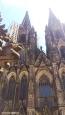 Kölner Dom - Cologne Cathedral. Copyright Cornelia Kaufmann