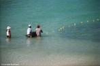 Fishermen near the embarcadero. Copyright Cornelia Kaufmann