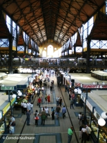 Budapest Great Market Hall. Copyright Cornelia Kaufmann