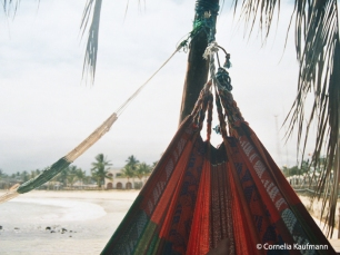 Hammocks everywhere! Copyright Cornelia Kaufmann