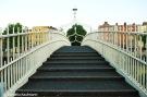 Ha'penny Bridge. Copyright Cornelia Kaufmann