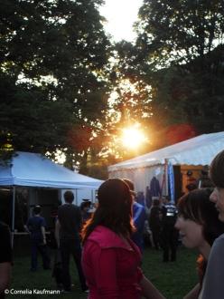Jugendkulturfestival in Solingen. Copyright Cornelia Kaufmann