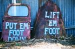CK Lift em Foot