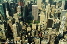 Manhattan. Copyright Cornelia Kaufmann