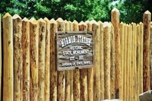 The grounds of the Old Mormon Station. Copyright Cornelia Kaufmann