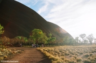 Uluru. Copyright Cornelia Kaufmann